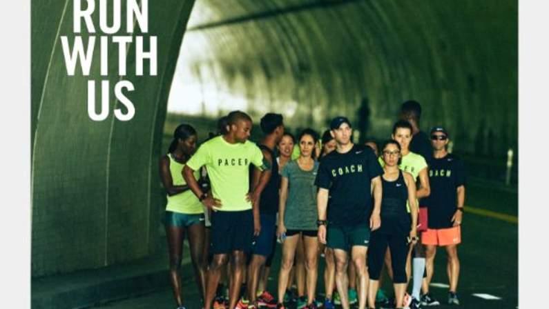 تطبيق نادي Nike+ Run الجديد