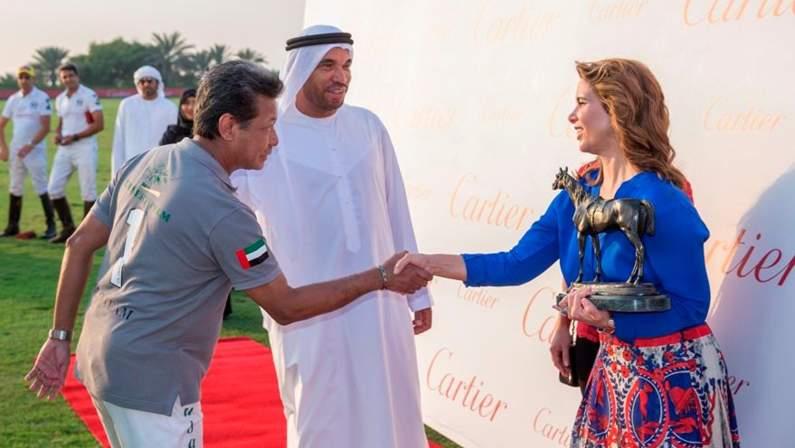 تحدي كارتييه دبي الدولية للبولو