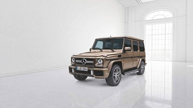 Mercedes-Benz G-Class, designo manufaktur, exterior gulf falcon.jpg