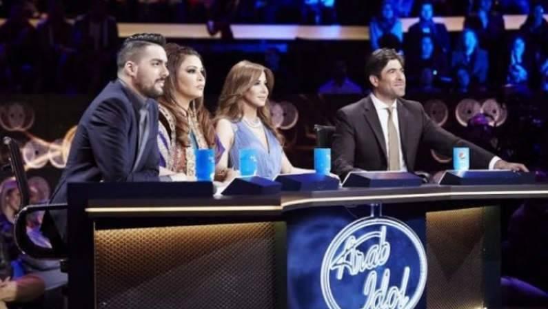 لجنة  Arab Idol هذا الأسبوع.jpg