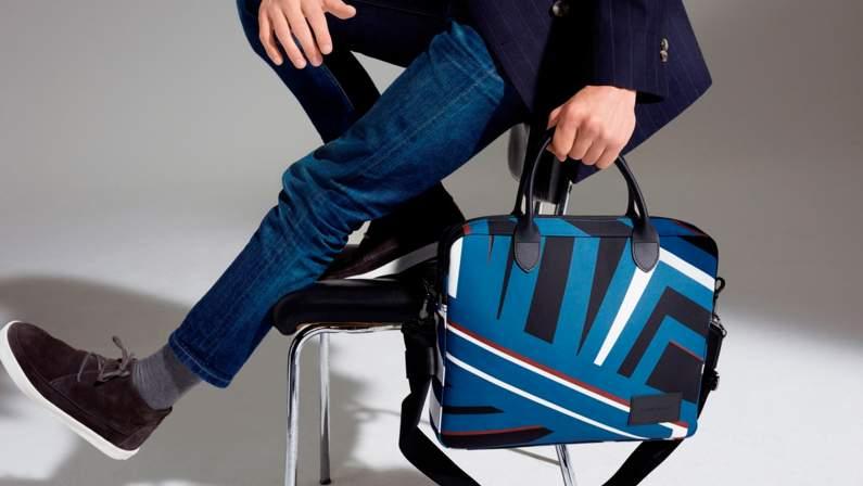 حقائب لونشان الرجالية لخريف 2017