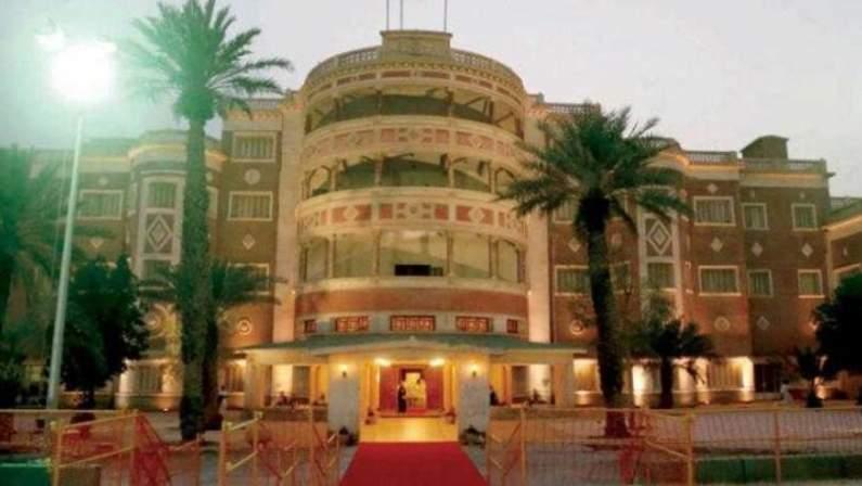 بالصور .. روعة متحف قصر الحمراء في الرياض