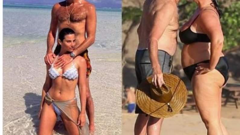بيرس بروسنان وزوجته.jpg