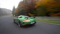 سيارة GT R من مرسيدس-AMG