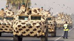 Qatar to participate in military armored vehicles parade soldiers doha (3).jpg