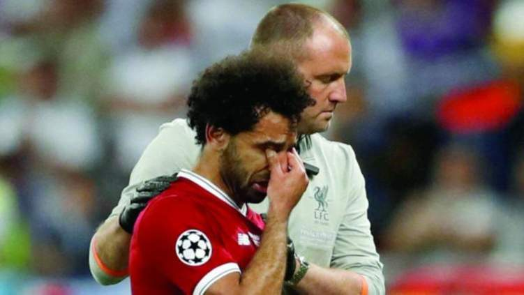 لماذا انهار محمد صلاح من البكاء؟