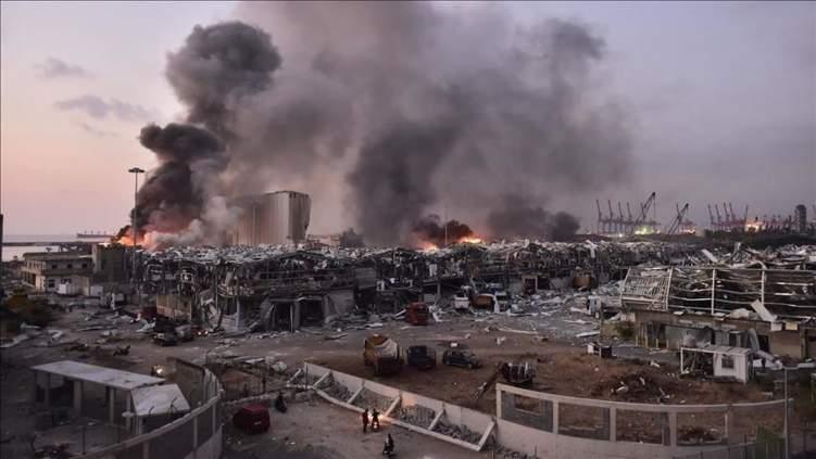 ما حجم الخسائر الاقتصادية لانفجار مرفأ بيروت؟