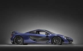"""شاهد"" بالصور: أسرع سيارة هايبرد GT من ماكلارين"