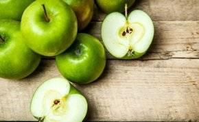 تناول التفاح الأخضر على الريق وشاهد الفرق