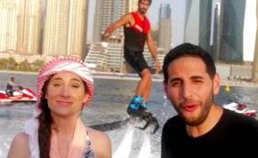 بثلاث دقائق.. مدون فيديو يكشف تفاصيل السياحة الآمنة في دبي