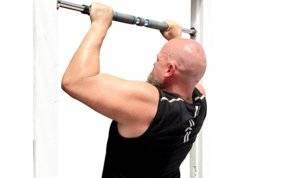 تمرين العقلة.. لبناء العضلات وزيادة قوة قبضة اليد