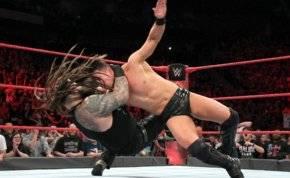 براي وايت ضد سترومان لتحديد بطل ال WWE