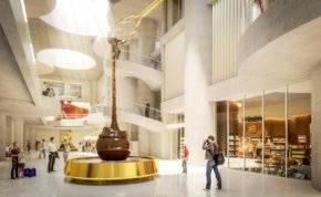 أغرب من الخيال.. متحف الشوكولاته الأكبر في العالم (صور)