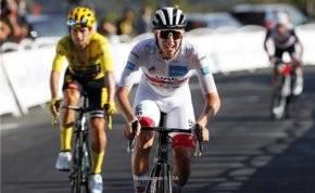دراج الإمارات يقترب من الفوز بسباق فرنسا للدراجات