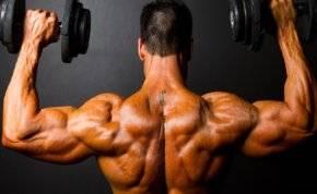 أفضل 4 تمارين لتضخيم عضلات الكتف