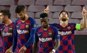 للمرة الثانية.. برشلونة يخفض الأجور رغم رفض اللاعبين