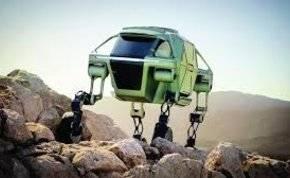 هيونداي تبتكر أول مركبة قادرة على المشي (صور)