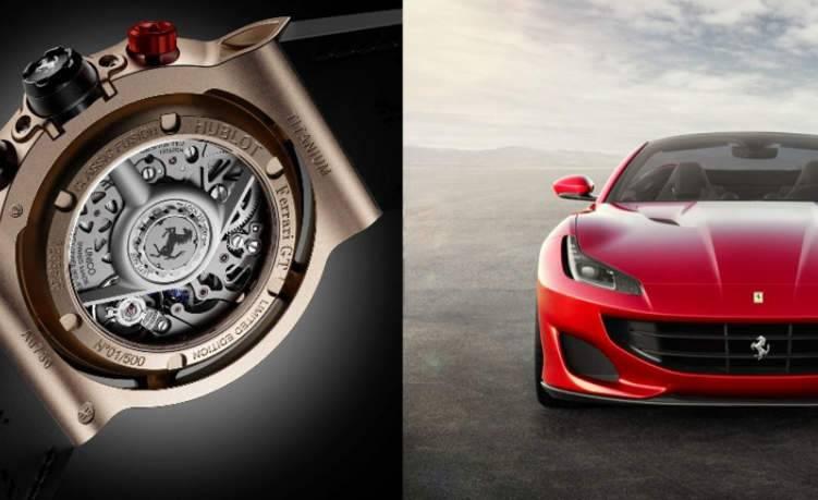 """ساعة """"فيراري"""" سيّارتك المفضّلة حول معصمك (صور)"""