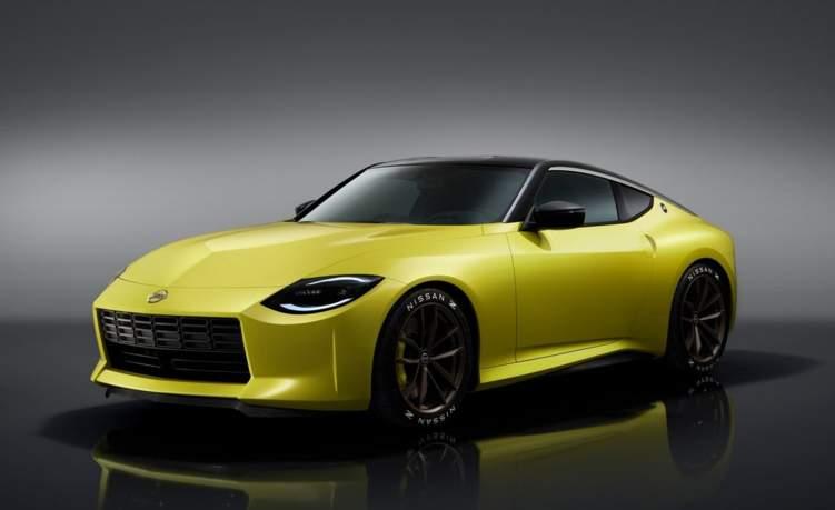 """""""زي بروتو"""" سيارة اختبارية جديدة من نيسان.. إليك مواصفاتها"""
