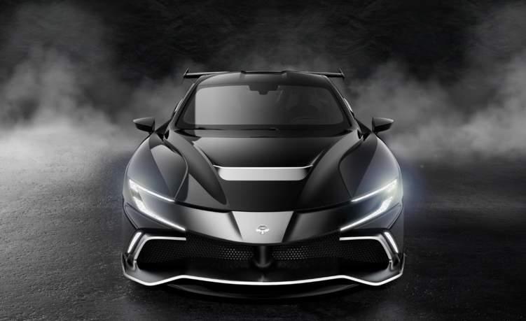 بالصور: سيارة رياضية هجومية جديدة في الأسواق