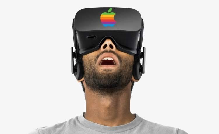 """تطوير أول نظارة واقع افتراضي VR من """"آبل"""""""