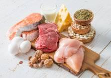 أقوى 10 مأكولات لتغذية العضلات
