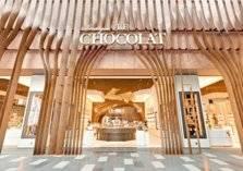 في دبي شوكولا الذهب بسعر 15 ألف درهم