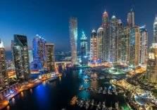 دبي تطلق 134 مشروعاً عقارياً جديداً خلال العام 2016