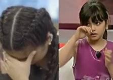 بالفيديو...حلا الترك تبكي بسبب والدها وهو يشتم!