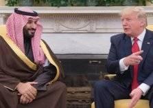 محادثات سعودية أمريكية بشأن مبيعات أسلحة بمليارات الدولارات