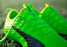 حذاء evoPOWER الأكثر تطوراً يؤسس عهداً جديداً للعلامة الرياضية العالمية