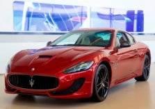 وصول الإصدار الخاص لسيارة مازيراتي جران توريزمو إلى دولة الإمارات
