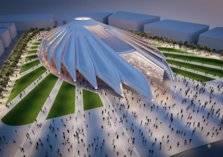 بالصور:  تصاميم جناح دولة الامارات في إكسبو 2020