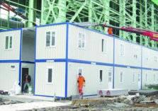 50 % من مشاريع الإسكان في السعودية ستنفذ بتقنية «البناء السريع»
