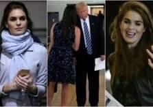 """الحسناء """"هوب هيكس"""" أصغر مدير في """" البيت الأبيض""""... من هي؟"""