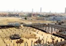 تسوير الأرض البيضاء في السعودية لا يعفيها من الرسوم