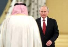 ما هي الأسباب التي دفعت الملك السعودي لزيارة روسيا؟