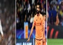 محمد صلاح يتفوق على ميسي ورونالدو