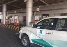 التجارة السعودية تغلق 7 مضخات وقود في أبوحدرية. . والسبب!