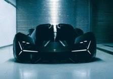 لامبورغيني تكشف النقاب عن صور سيارة الألفية الثالثة الجديدة