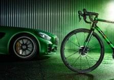 AMGالمتخصصة في تعديل مرسيدس تزيح الستار عن دراجة هوائية فاخرة. . والسعر!