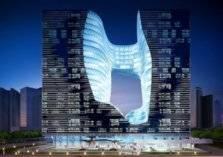 فندق جديد بتوقيع زها حديد يُزيّن أفق دبي