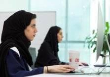 تمكين المرأة السعودية من العمل بجميع القطاعات