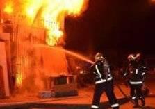 بالصور.. كيف تسبب شاحن جوال بحريق في السعودية؟