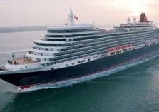 """سفينة """"الملكة إليزابيث 2"""" تتحول إلى فندق عائم في دبي"""
