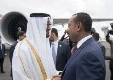 الإمارات تقدم 3 مليارات دولار مساعدات واستثمارات إلى أثيوبيا