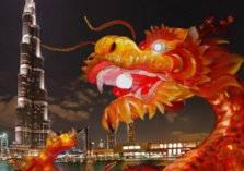بالصور: الإمارات تحتفي بالرئيس الصيني وسط حراك اقتصادي واسع