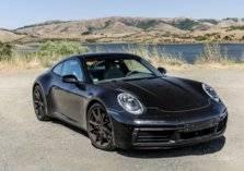 بورش 911 الجديدة تشرق في معرض لوس أنجلوس للسيارات (صور)