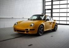 بورش تزيح الستار عن سيارتها الذهبية الجديدة بسعر لا يصدق! (صور)