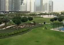 بالأرقام: أسعار عقارات دبي القريبة من الحدائق والمرافق الرياضية